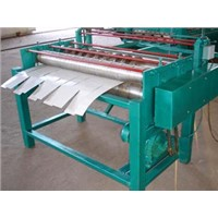 Simple Color Steel Sheet Panel Slitting Machine