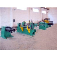 Economical Automatic Metal Sheet Slitting Line for Purlin