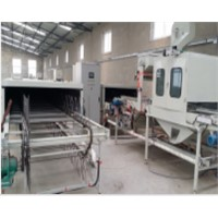 Automatic Color Stone Tile Productions Line for Color Stone Coated Iron Roof Tile