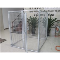 6FT Dog Kennel Welded Wire Mesh Dog House