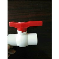 2017 New Goods PVC Ball Valve