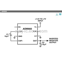 ADM660ARZ ADI (CMOS Switched-Capacitor Voltage Converter)