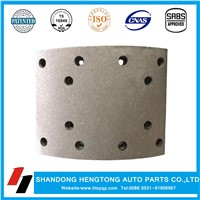 Semi-Metal Brake Shoe Lining for Truck Brake Assembly