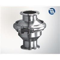 Sanitary Stainless Steel Clamped Non Return Check Valve