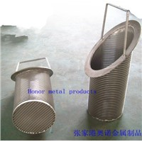 Stainless Steel Screen Filter