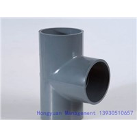Plastic PVC Equal Tee Pipe Fitting