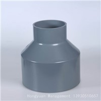 Plastic PVC Reducing Coupling Pipe Fitting