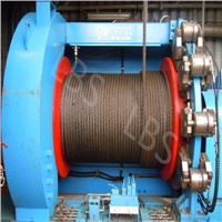 Offshore Petroleum Drilling Rig Platform Winch