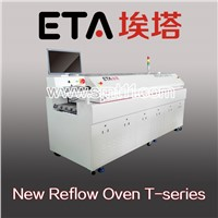 E8 Lead-Free Hot Air Reflow Oven