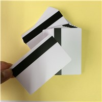 Hi-Co (2700 3000 4000 OE) Magnetic Stripe PVC Card for E Pson /C Anon Inkjet Printer