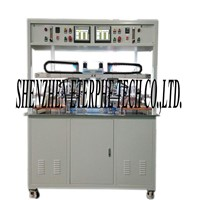 PV Ribbon Automatic L Shape Overlap Welding Machine