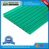 Twin Wall Polycarbonate Sheet Sheet