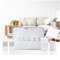 Wireless 3G GSM Camera Home Anti-Theft Alarm System