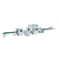 Automatic Spray Painting Line for Doors, Furniture Panels