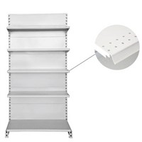 Shop Commercial Shelving with Holes on Shelves