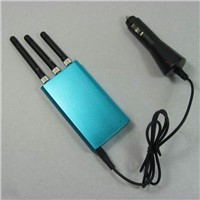 Mini Size Medium Power Cellphone Jammer