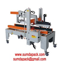SD-6050F Semi Automatic Carton Flap Sealer