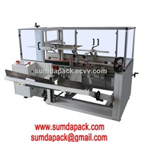 SD-4040 Automatic Case Erector Bottom Sealer