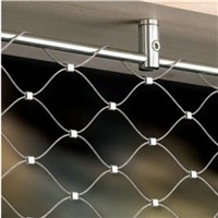 Stainless Steel Woven Cable Nets