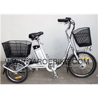 Electric Tricycles Three Wheels Bicycle