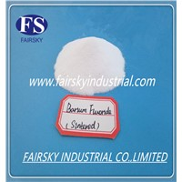 Barium Fluoride Sintered(Fairsky)98% for Flux-Cored Wire&Welding Wire&White Granular