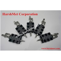 Feeder Cable Clamp, Fiber Optical Cable & Power Cable Clamp in Cellular Site