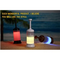 Multi-Color Changeable LED Light for Camping Activities