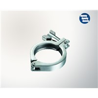 Sanitary Stainless Steel Heavy Type 13MHH Single Pin Clamp