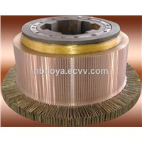Segmentted Commutator