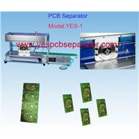 Motorized PCB Separator Two Blade PCB Depanelizer