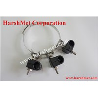 304 Stainless Steel Feeder Cable Clamps, Feeder Clamps
