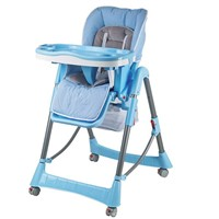 Adjutable Baby High Chairs Kids Dining Chair