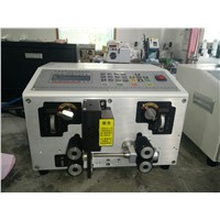 Stranded Wire Cut &Strip Machine, Industrial Hook-up Wire Cutter & Stripper