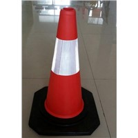 Flexible Road Traffic Cone EVA Traffic Cone