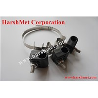 Stainless Steel Hose Clamp Type Cable Clamp