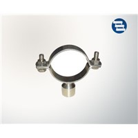 Stainless Steel Sanitary Tri Clamp Support Pipe Hanger Tube Holder