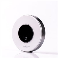 Airradio Intelligent LPG Gas CO Gas Alarm for Home Security