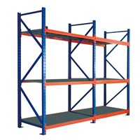 Heavy Duty Warehouse Storage Rack 2000x1000x3000mm Steel Shelf