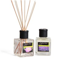 Wedding Party Eco-Friendly Home Romance Reed Diffuser In Glass Holder