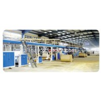 Corrugated Cardboard/Carton Making Machine