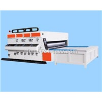 Corrugated Carton Flexo Printing Machine