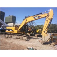 Used Cat 320c Crawler Excavator