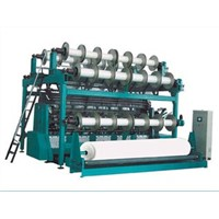 3D Air Mesh Raschel Warp Knitting Machine