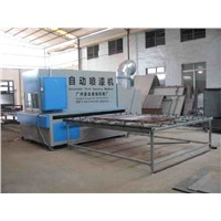 Automatic Paint Spraying&Back Paint Glass Machine