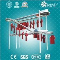 Interaction Clothing Conveyor Line