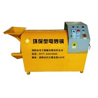 Walnut, Peanut, Sunflower Roasting Machine with Automatic Working