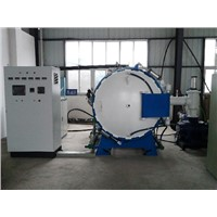 1300C Single Chamber Vacuum Brazing Furnace