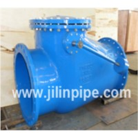 Check Valve, Flanged Swing Check Valve.