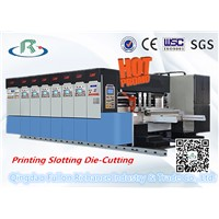Flexo Rotary Die Cutting Printing Slotting Machine (Stacking)