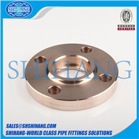 Copper Nickel Cuni 90/10 C70600 Socket Weld Flange